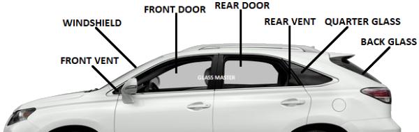 auto glass repair image